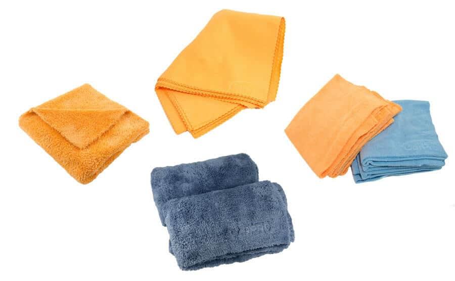 Mikrovláknové utierky a uteráky