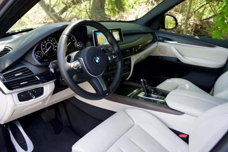Starostlivosť o interiér auta